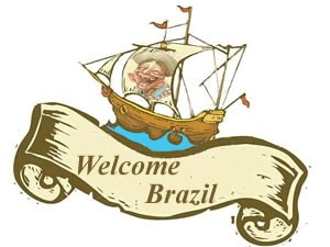 Welcome Brazil