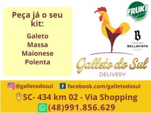 GALLETO DO SUL DELIVERY